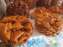 patisserie marocaine-