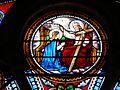 Périgueux église St Georges rosace transept nord détail (8).JPG