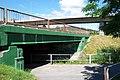 Písek, nádraží, různé mosty.JPG