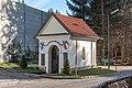 Pörtschach Winklern Gaisrückenstraße Ostermann Kapelle W-Ansicht 09012020 7938.jpg