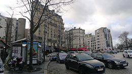 Place Cambronne.
