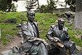 P1360315 пл. Жупанатська Пам'ятникмхудожникам Бокшаю та Ерделі.jpg