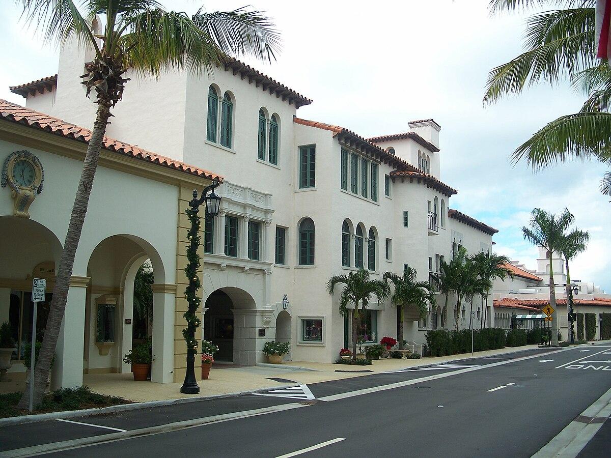 The Everglades Club Palm Beach Fl
