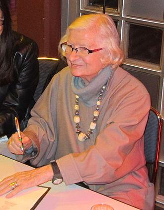 P. D. James - James in 2013