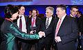 PES-Kongress mit Bundeskanzler Werner Faymann in Rom (12899660375).jpg