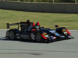 2012 Petit Le Mans - Level 5 Motorsports won the P2 class.
