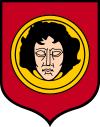 Coat of arms of Glovno