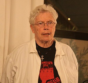 Pauline Oliveros - Pauline Oliveros in Oakland, 2010