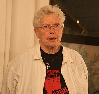 Pauline Oliveros American composer and musician
