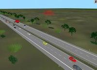 File:PTV Vissim- (No) Motorway Shockwave with 100km-h Speed Limit.webm