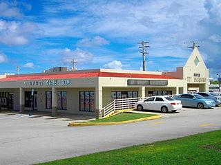 Tamuning, Guam Village in Guam, United States