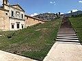 Padula - Scalinata d'accesso alla Certosa.jpg
