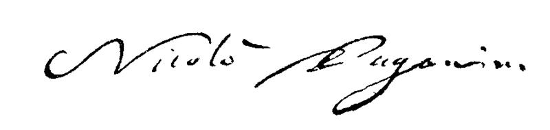 Paganini : violoniste de g�nie et compositeur oubli�