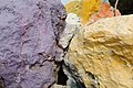 Painted Rocks near Pat Junction Jerusalem-5 (8118686166).jpg