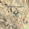 Pakoszówka bei Sanok Franzisco-Josephinische Landesaufnahme (1806-1869).jpg