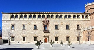 Archiepiscopal Palace of Alcalá de Henares cultural property in Alcalá de Henares, Spain