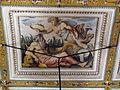 Palazzo di sforza almeni, sala con affreschi, centro con fiume arno 01.JPG