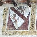 Palazzo vicariale di certaldo, loggia in facciata, stemma forse incontri.jpg