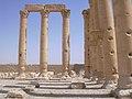 Palmyra (Tadmor), Baal-Tempel (38651423206).jpg