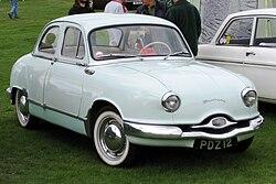 Panhard Dyna Z 851cc manufactured 1958.JPG
