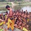 Pani Danda(Worship inside Water),Sikharpur.jpg