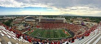 Maryland Stadium - Maryland Stadium Pano