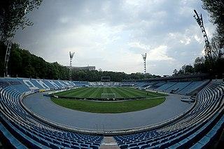 Valeriy Lobanovskyi Dynamo Stadium