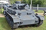 Panzer IV Ausf.F (partial replica?) '416' – Victory Park, Moscow (37736705705).jpg