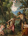 Paolo Veronese (Paolo Caliari) and workshop (Italian - The Baptism of Christ - Google Art Project.jpg