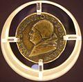 Papa Giulio II - Medaglia - Palazzo Grimani a Venezia - Foto Giovanni Dall'Orto - 8 Ago 2011.jpg