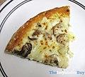 Papa John's Mushroom Swiss Burger Pizza 2 (27788135195).jpg