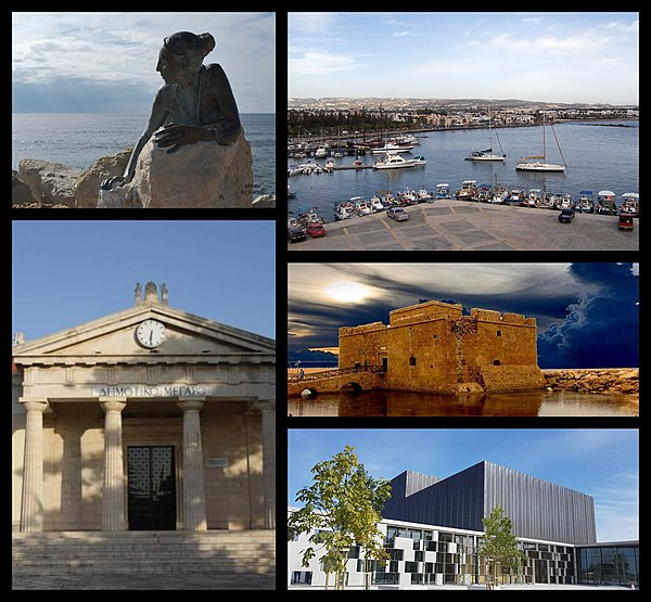 Pictures of Paphos
