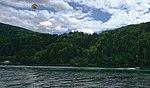 Parasailing on Lake Millstatt, Carinthia, Austria.jpg