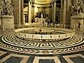 Paris, France. PANTHEON. Place du Pantheon. (PA00088420) Pendulum du Foucault.jpg