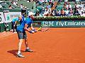 Paris-FR-75-open de tennis-25-5-16-Roland Garros-Bjorn Fratangelo-09.jpg