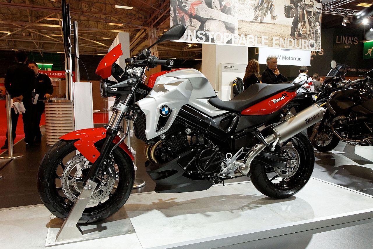 File paris salon de la moto 2011 bmw f 800 r 001 for Salon de la photo paris