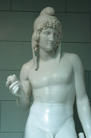 John Gibson (sculptor) - Paris by John Gibson RSA 1824