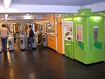 Paris metro - Billancourt - 1.JPG