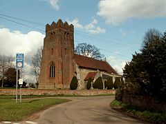 Parish church of Liston, Essex - geograph.org.uk - 146754.jpg