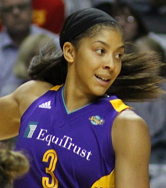 Candace Parker - Parker in 2017