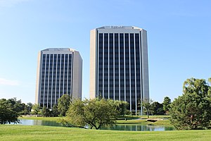 Dearborn, Michigan - Parklane Towers