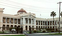 Guyana-Government and politics-Parliament building, Guyana