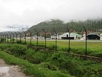 Paro Airport from outside the fence, July 2016 09.jpg