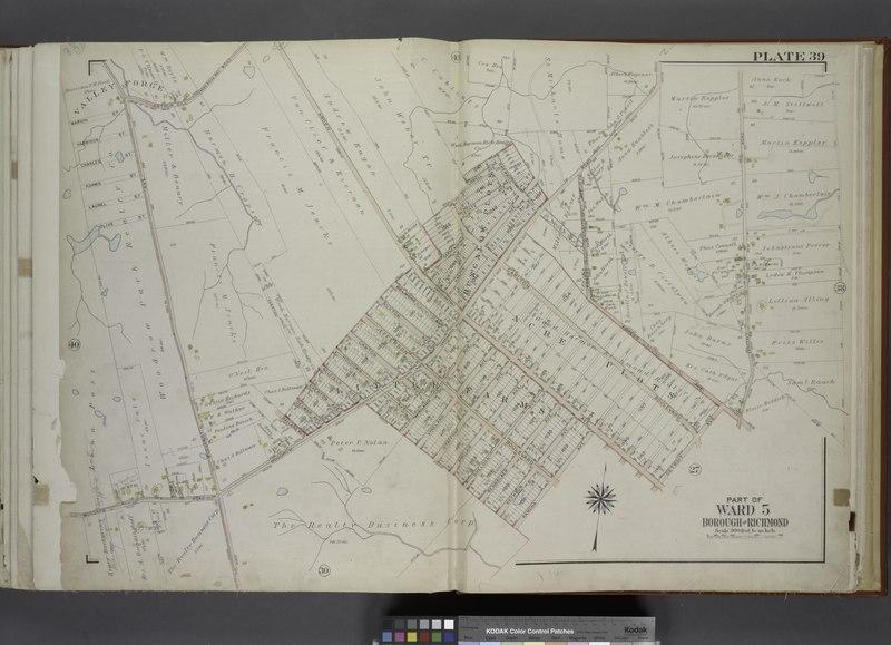 File:Part of Ward 5. (Map bound by Arthur Kill Road (Fresh Kills RD), Arden Ave (Washington), Carneaux Ave, Carlton Boulevard, Woodrow (Journeay) (Jessups Lane) (Greenridge Ave), Annadale Road, NYPL1646306.tiff