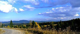 Stryi-San Highland