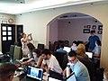 Participants of Edu Wiki camp in Serbia 2017 04.jpg