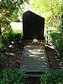 Partizanės B.Pocienės kapas Skuodo II senosiose kapinėse 2011.JPG
