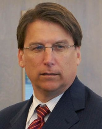 2008 North Carolina gubernatorial election - Image: Pat Mc Crory in 2008 (cropped)