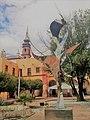 Patio del Centro Cultural Santa Rosa de Viterbo en Querétaro 01.jpg