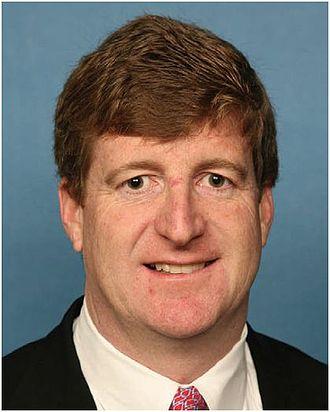 Patrick J. Kennedy - Image: Patrick Kennedy